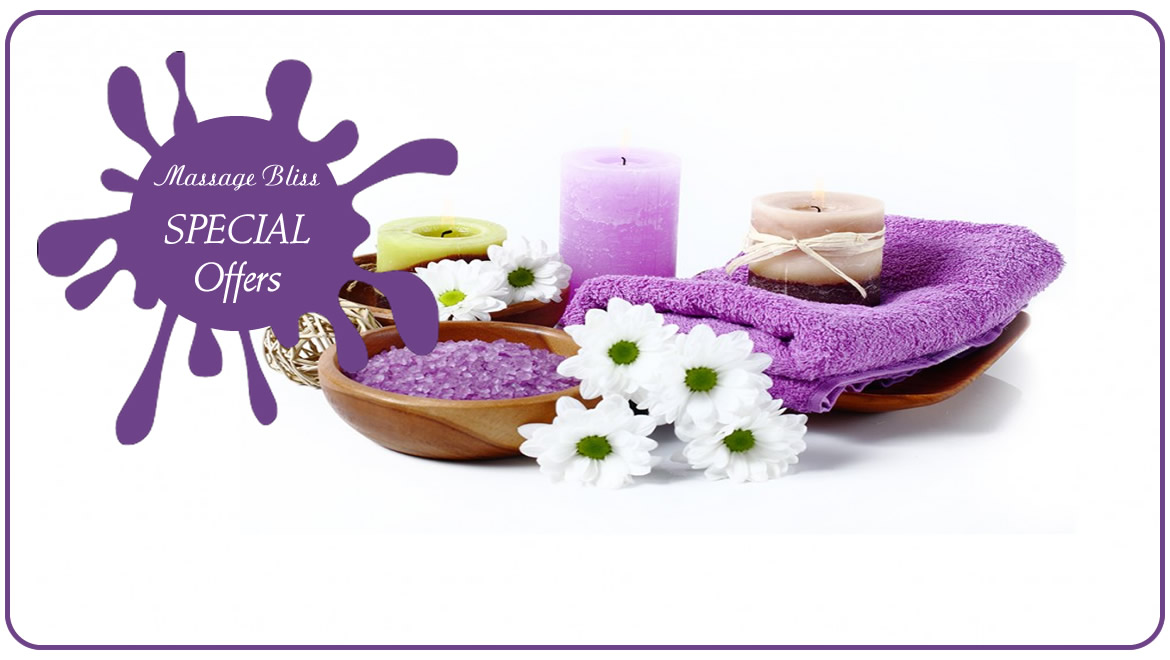 Massage Bliss Special Offers